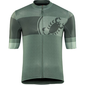 Castelli Ruota - Maillot manches courtes Homme - olive